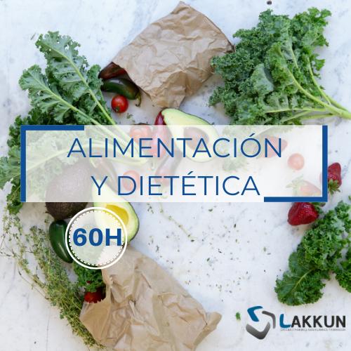 Curso gratis online alimentación y dietética