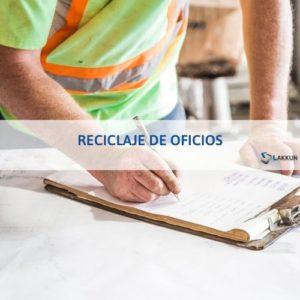 reciclaje de oficio