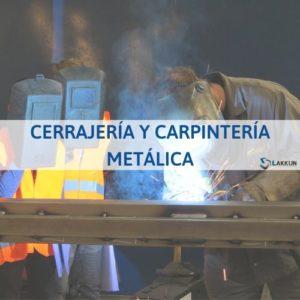 PRL carpintería metálica