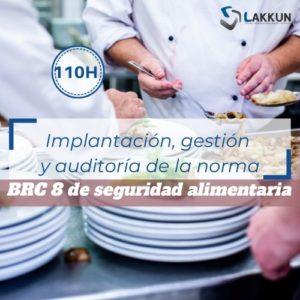 certificación BRC