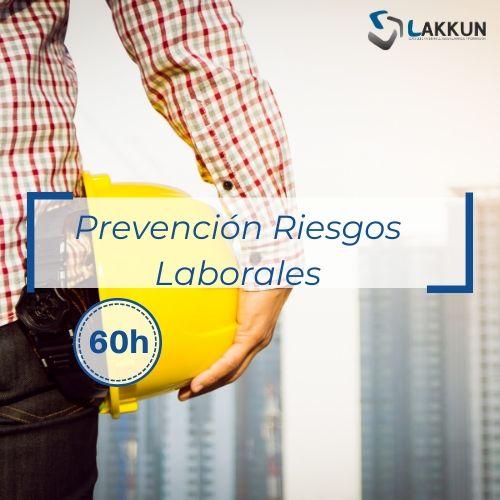 curso de prevención de riesgos laborales online