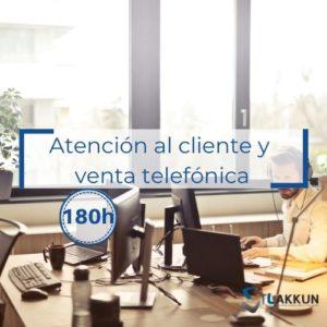 formación en atención al cliente