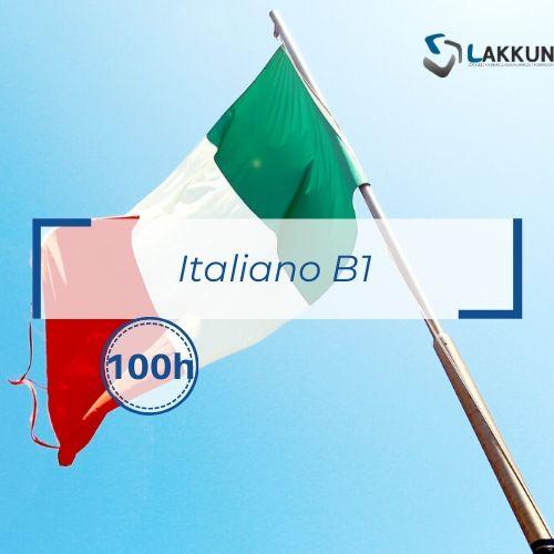 Curso Online italiano B1