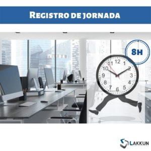curso control horario trabajadores