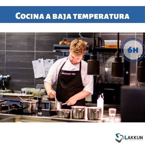 curso de cocina al vacio