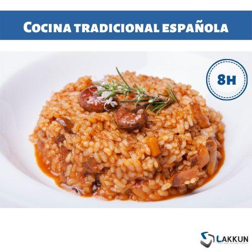 curso cocina española