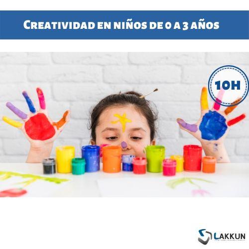 taller creatividad niños