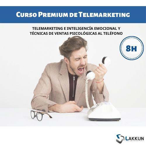 formación en telemarketing