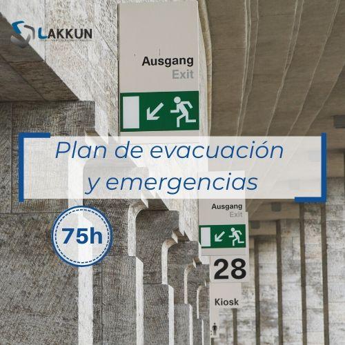 curso plan de emergencias