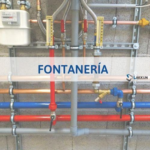 TPC fontanería