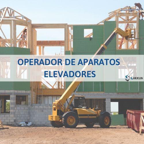 curso aparatos elevadores