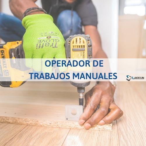 curso TPC trabajos manuales