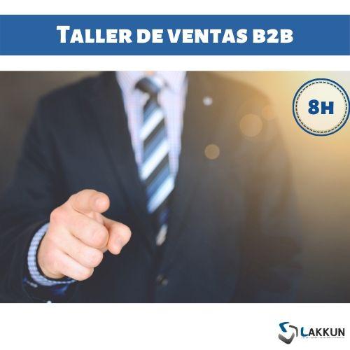 curso ventas b2b