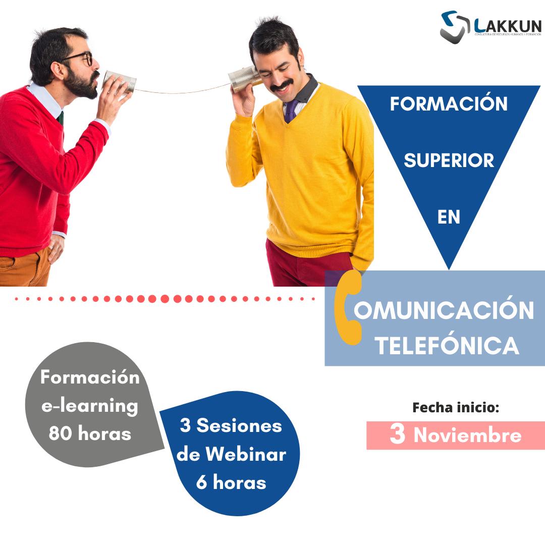Comunicación telefónica