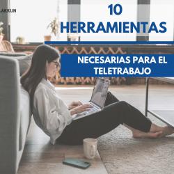 HERRAMIENTAS PARA EL TELETRABAJO