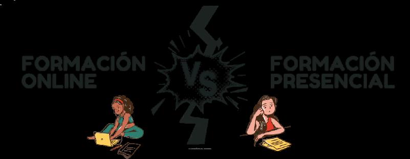 FORMACION ONLIVE VS FORMACION PRESENCIAL